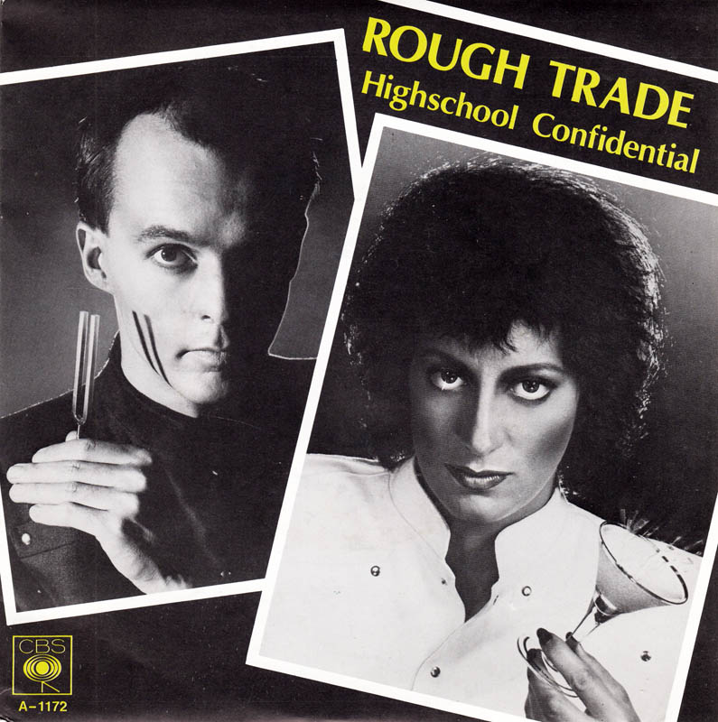 high school confidential in toronto during the early 1980s rough trade was already a local cult legend